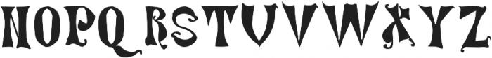 LucasBrandis otf (400) Font UPPERCASE