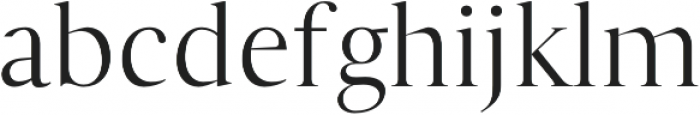 Lucida  Regular otf (400) Font LOWERCASE