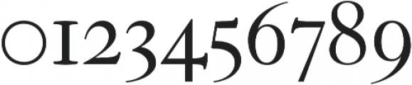 Lucille Regular otf (400) Font OTHER CHARS