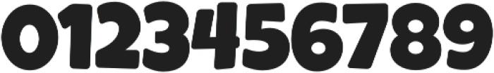 Luckiest Softie Pro Extra Bold Regular otf (700) Font OTHER CHARS