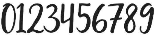 Lucky Diamond Script otf (400) Font OTHER CHARS