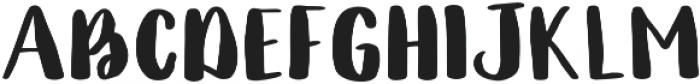 Lucky Dip Joseph otf (400) Font LOWERCASE