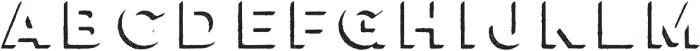 Lulo Two Bold otf (700) Font UPPERCASE