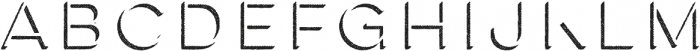 Lulo Two otf (400) Font LOWERCASE