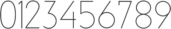 Luma otf (400) Font OTHER CHARS