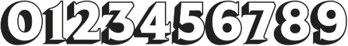 Lumiere Eleven otf (400) Font OTHER CHARS
