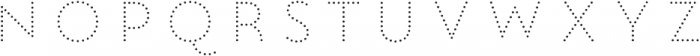 Lumiere Seven otf (400) Font UPPERCASE