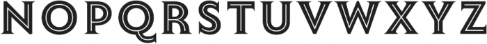 Lumiere Twelve otf (400) Font LOWERCASE