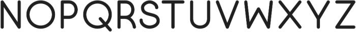 Luna otf (500) Font LOWERCASE