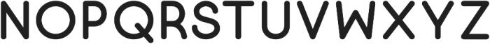 Luna otf (700) Font LOWERCASE