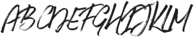LushBlue Alt2 ttf (400) Font UPPERCASE