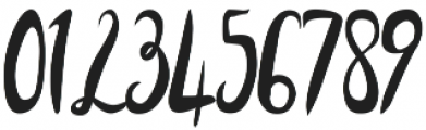 Lustinmal otf (400) Font OTHER CHARS