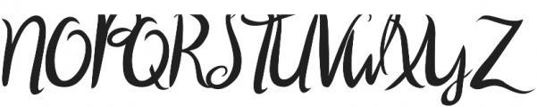 Lustinmal otf (400) Font UPPERCASE