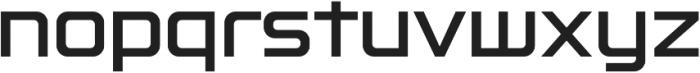 Lustra Regular otf (400) Font LOWERCASE