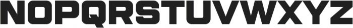 Lustra Text Black otf (900) Font UPPERCASE