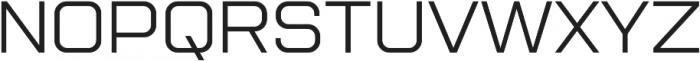 Lustra Text Light otf (300) Font UPPERCASE