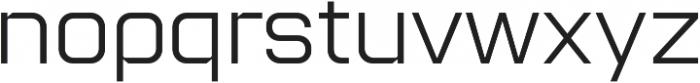 Lustra Text Light otf (300) Font LOWERCASE