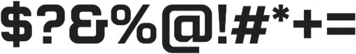 Lustra Text Medium otf (500) Font OTHER CHARS