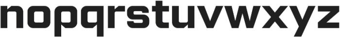 Lustra Text SemiBold otf (600) Font LOWERCASE
