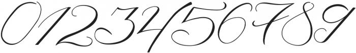 Lusya Regular otf (400) Font OTHER CHARS