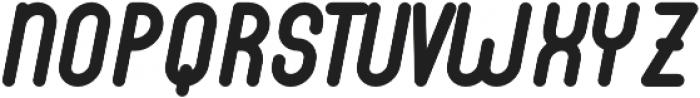 Luwest Rounded Italic otf (400) Font UPPERCASE