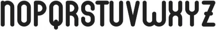 Luwest Rounded Regular otf (400) Font UPPERCASE