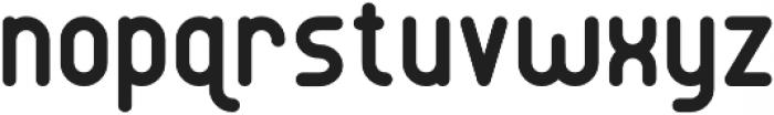 Luwest Rounded Regular otf (400) Font LOWERCASE