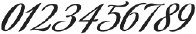 LuxuriousPro otf (400) Font OTHER CHARS