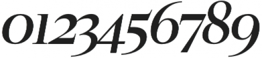 Luzia SemiBold Italic otf (600) Font OTHER CHARS