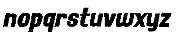 Lunisolar Italic Font LOWERCASE