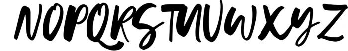 LUISA SCRIPT Font UPPERCASE