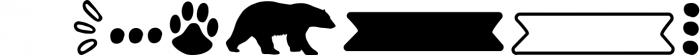 Lumberjack dingbat font, Combinable Christmas elements Font OTHER CHARS
