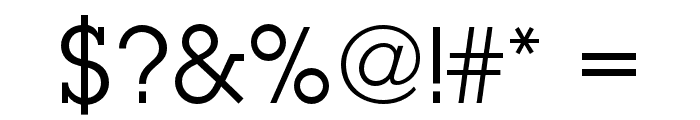 LubalinGraphStd-Book Font OTHER CHARS