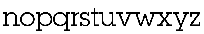 LubalinGraphStd-Book Font LOWERCASE
