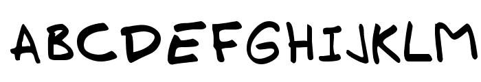 Lucas Font UPPERCASE
