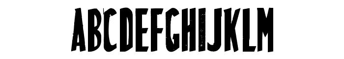 LuchitaPayol-Tecnica Font UPPERCASE