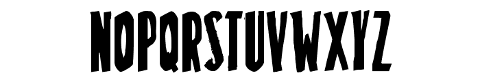 LuchitaPayol-Tecnica Font LOWERCASE