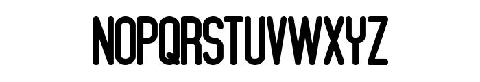 Lucid Type A [BRK] Font UPPERCASE