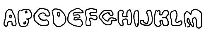 Lucid Font UPPERCASE