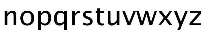 Lucida Sans Unicode Font LOWERCASE