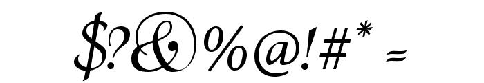 Lucien Schoenschriftv CAT Font OTHER CHARS
