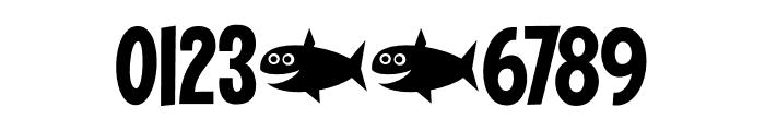 Lucky Goldfish DEMO Regular Font OTHER CHARS