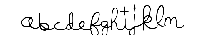 LuckyMoney Font UPPERCASE