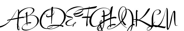 LucyScriptCapitals Font LOWERCASE