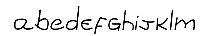 Ludiv1.0 Font LOWERCASE