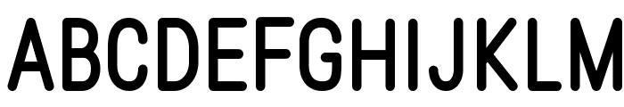 Lugina FP Heavy Font UPPERCASE