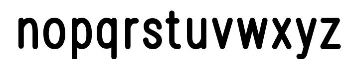 Lugina FP Heavy Font LOWERCASE