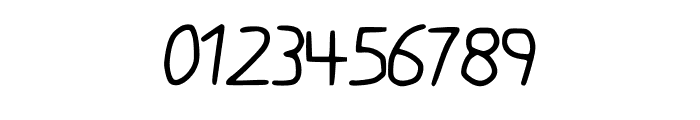 Luki_s_Handwrited_Font Font OTHER CHARS