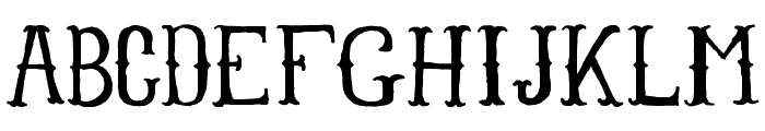 Lullaby Font LOWERCASE