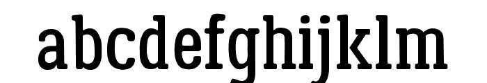 Lumberjack Font LOWERCASE